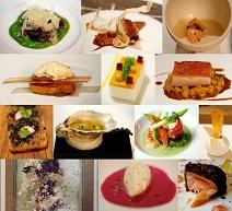 متعددة المطبخ الغذاء
